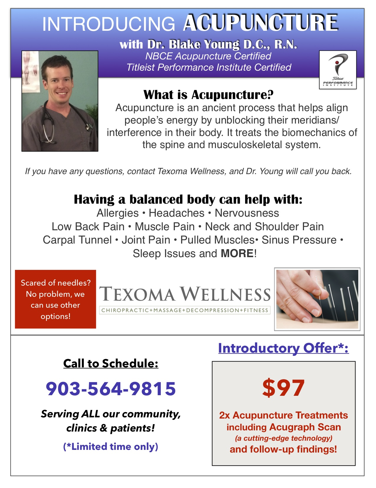 Texoma Wellness Upcoming Events